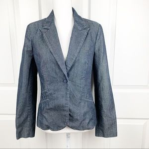 Tommy Hilfiger Blue Women's Blazer